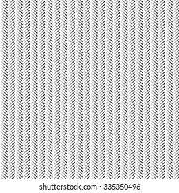 Abstract Zig Zag Pattern. Grey Line Background.