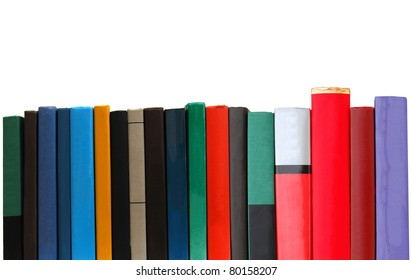 Abstracting selecting books in row