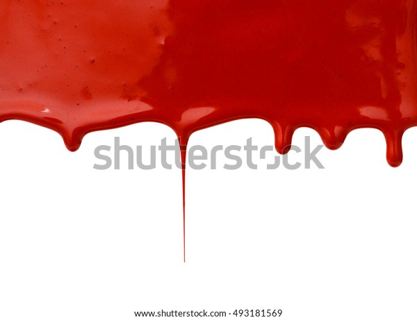 abstraction is isolated on a white background