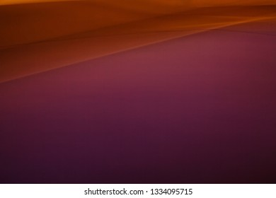 Abstraction of light and shape with blurred colours and lines and patterns