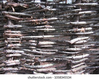 Abstrak old wooden background