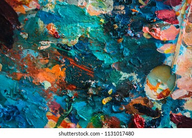 Abstrakt paint artwork.Backround.
