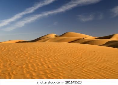 Abu Dhabi desert, UAE