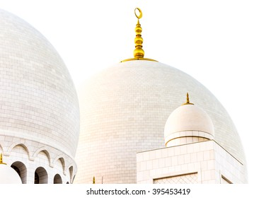 Abu Dhabi Sheikh Zayed Mosque UAE