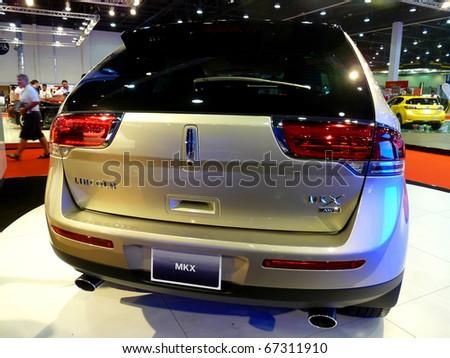 Abu Dhabi Uae December 10 Lincoln Stock Photo Edit Now 67311910