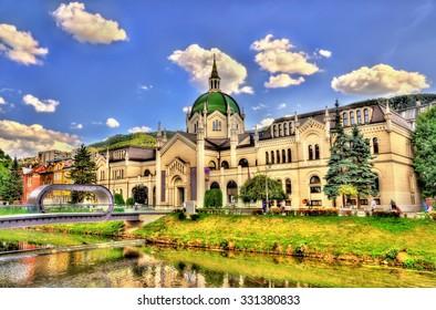 The Academy of Fine Arts in Sarajevo - Bosnia and Herzegovina