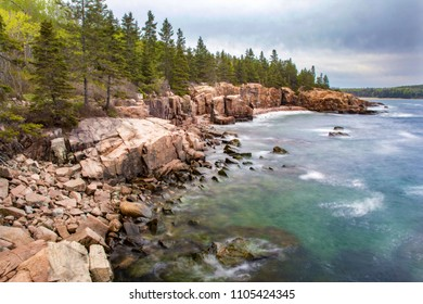 Acadia National Park, Maine U.S.A.