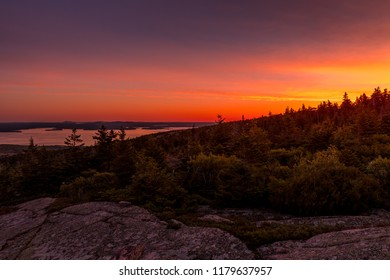 Acadia National Park sunrise