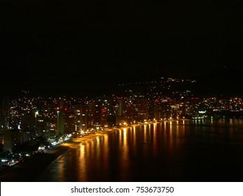 Acapulco, beauty nightlife