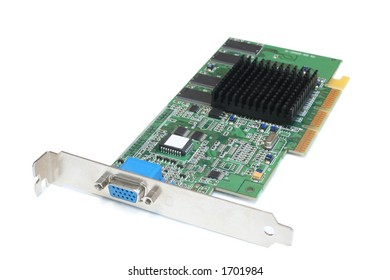Accelerated Graphics Port Card...