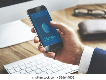 Access Connection Internet Technology Concept