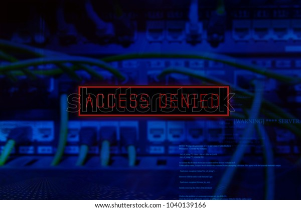 Access Denied Computer System Stock Image   Download Now