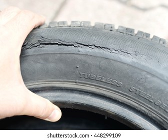 Accident Risk with unsafe tire