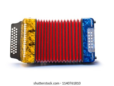 accordion instrument of colombian music