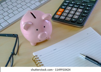 Accounting for Income - Expenses, planning for savings money