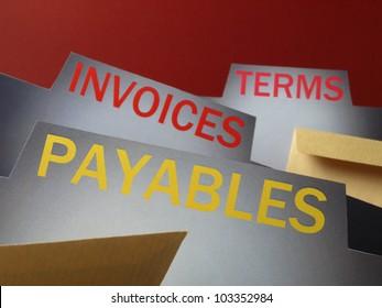 Accounts payable.
