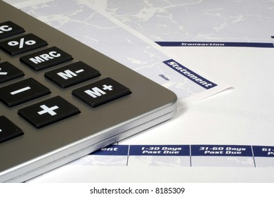 Accounts Receivable Statements and Calculator