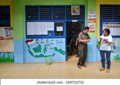 Aceh, Indonesia. 15 February 2017: ethnic Acehnese chose Aceh through the 2017 Aceh Governor General Election held on 15 February 2017 to elect the Governor of Aceh for the period 2017-2022.