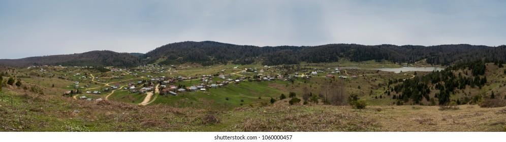 Acelle Plateau Sakarya