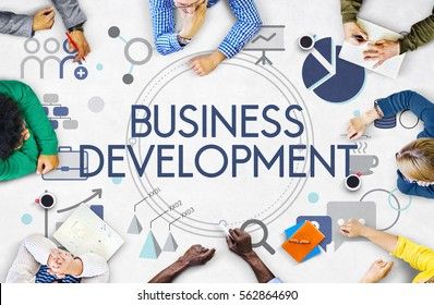Achievement Business Development Planning Icon