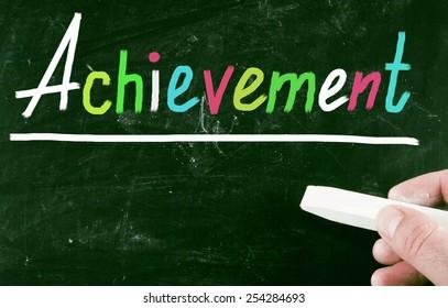 achievement concept