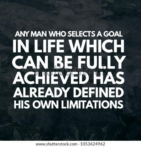 Achievement Quotes Motivation Stock Photo Edit Now 60 Delectable Achievement Quotes