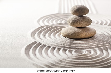 achieving tranquility with zen attitude