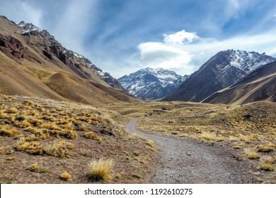 Aconcagua national park