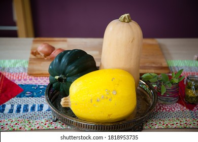 Acorn Spaghetti Butternut squash  display