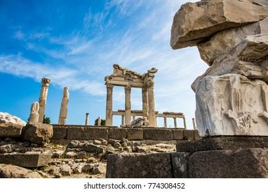 Acrapolis Bergama Heritage