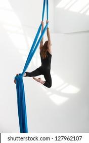 Acrobatic female