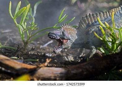 Acrocanthosaurus - dinosaur model toy
