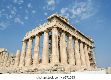 The Acropolis - Athens