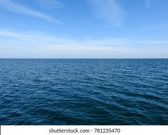Across the Gulf of Oman