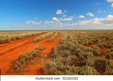 Across the Nullarbor Plain
