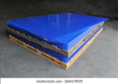Acrylic sheets plexiglass pallet PMMA