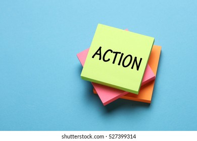 Action, Business Concept
