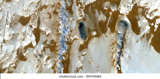 action painting natural, allegory, tribute to Pollock, abstract photography of the deserts of Africa from the air,aerial view, abstract expressionism, contemporary photographic art, abstract naturalis