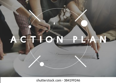 Action Plan Strategy Vision Planning Direction Concept