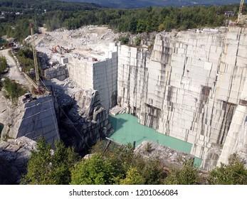 Active Vermont Quarry