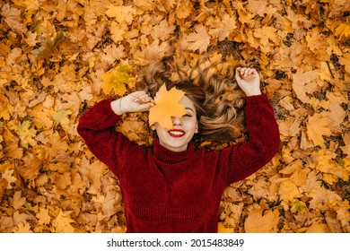 Activities for Happy Fall, Improve Yourself, Ways To Be Happy And Healthy autumn. Embrace Life, Happiness, Joyful Habits, Mindfulness, Health and Wellness, Empowerment, Mindset in Fall - Shutterstock ID 2015483849