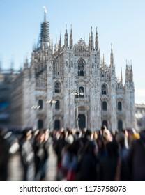 Activity Piazza Duomo in Milan