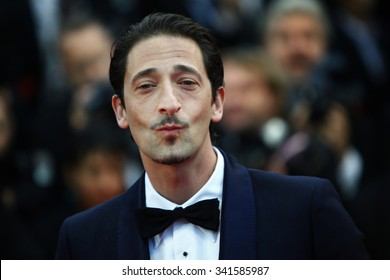 Actor Adrien Brody attends the Closing Ceremony and 'Therese Desqueyroux' premiere during the 65th Annual Cannes Film Festivalon May 27, 2012 in Cannes, France.