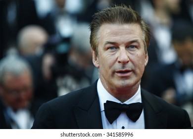 Actor Alec Baldwin attends Closing Ceremony & Therese Desqueyroux Premiereat Palais des Festivals on May 27, 2012 in Cannes, France.