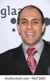 Actor ANTHONY AZIZI at the 17th Annual GLAAD (Gay & Lesbian Alliance Against Defamation) Media Awards at the Kodek Theatre, Hollywood. April 8, 2006  Los Angeles, CA  2006 Paul Smith / Featureflash