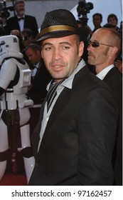 Actor BILLY ZANE at the gala premiere of Star Wars - Revenge of the Sith - at the 58th Annual Film Festival de Cannes. May 15, 2005 Cannes, France.  2005 Paul Smith / Featureflash