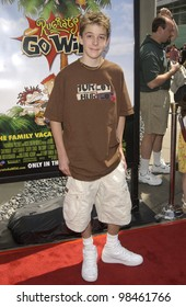 Actor BOBBY EDNER at the Los Angeles premiere of Rugrats Go Wild. June 1, 2003