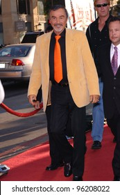 Actor BURT REYNOLDS at the Los Angeles premiere of his new movie The Dukes of Hazzard. July 28, 2005 Los Angeles, CA  2005 Paul Smith / Featureflash