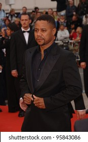"""Actor CUBA GOODING JR at the gala premiere of """"Babel"""" at the 59th Annual International Film Festival de Cannes. May 23, 2006  Cannes, France.  2006 Paul Smith / Featureflash"""