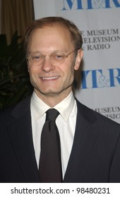 Actor DAVID HYDE PIERCE at the Museum of Television & Radio Gala, in Beverly Hills. November 10, 2003  Paul Smith / Featureflash